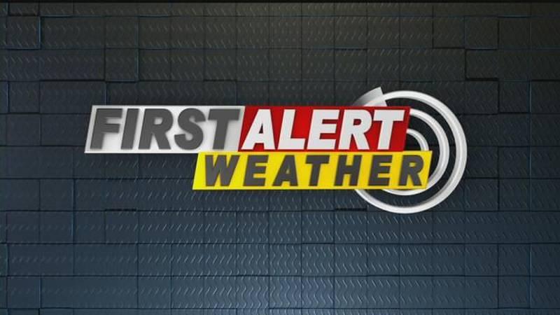 First Alert Forecast 7/5 4 p.m.