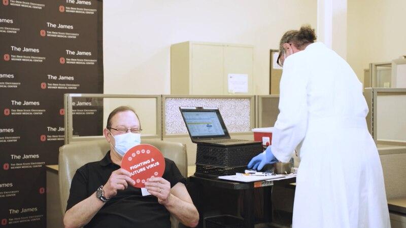 Dr. Raphael Pollock is battling a form of Leukemia.