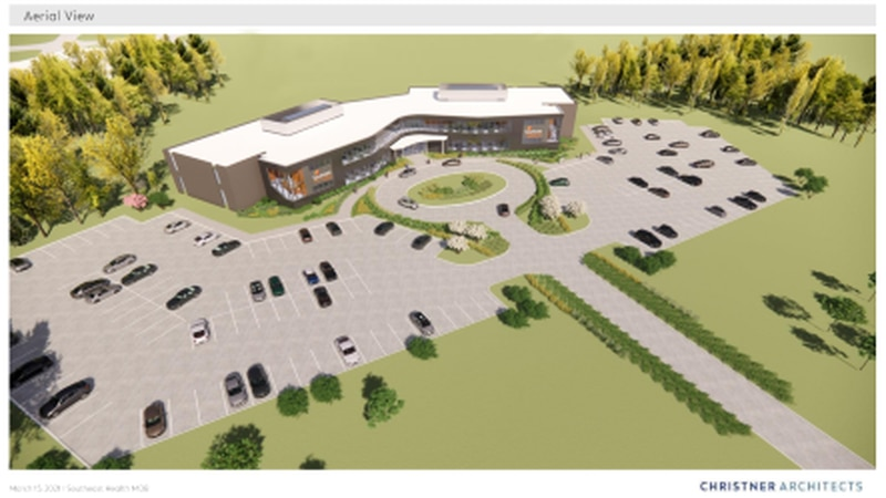 The west campus expansion is one of the largest multi-phase expansion projects in...