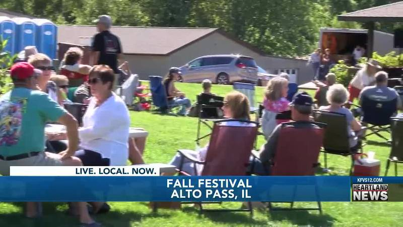 The Alto Pass Vineyard celebrated their 35th anniversary on Saturday. September 25.