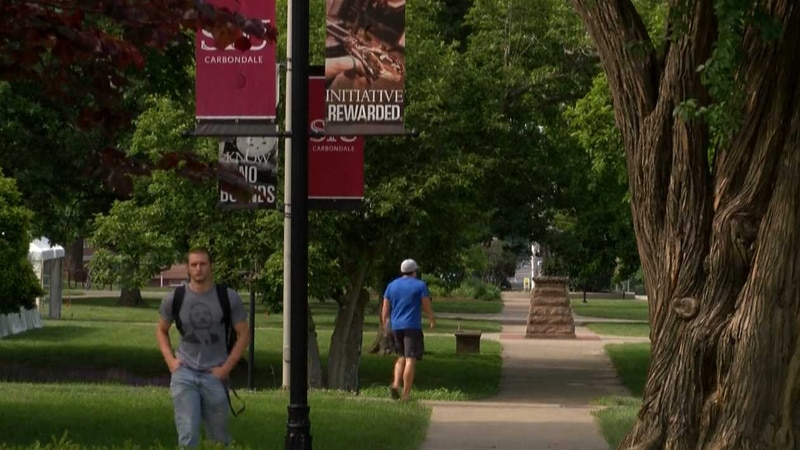 Southern Illinois University Carbondale continues to see declining enrollment numbers. (Source:...