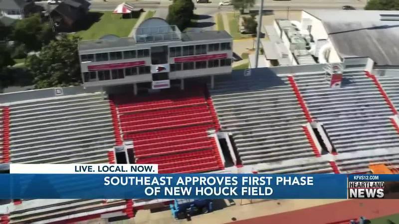 Houck Field changes