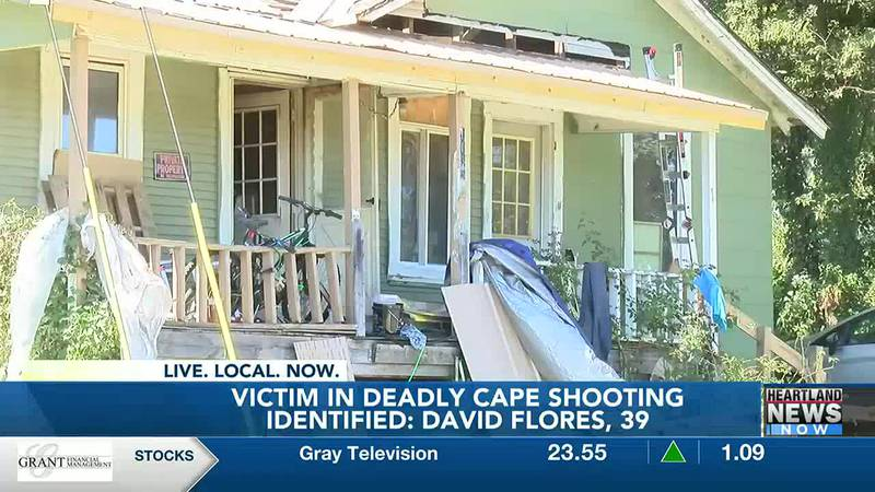 A man killed in Cape Girardeau shooting was identified on Friday.