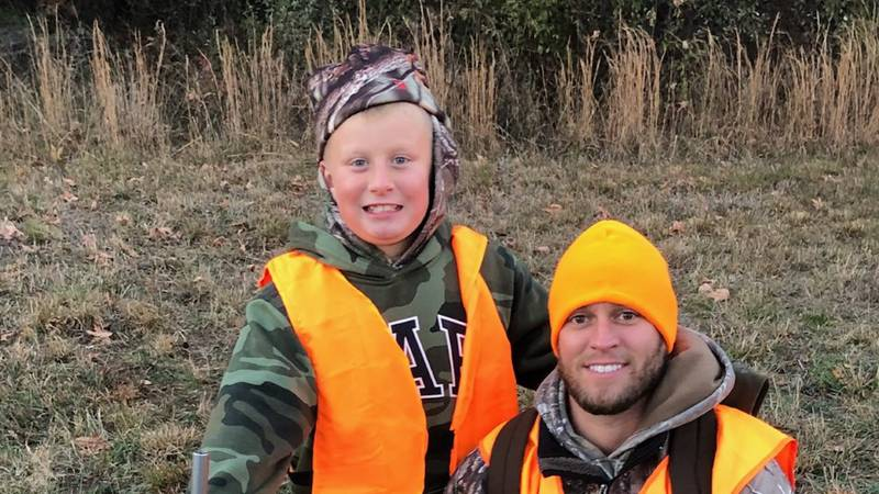 A Heartland hunter is opening up about his miraculous recovery after falling from a tree stand....