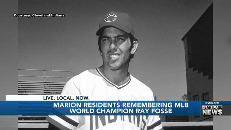 MLB World Champion Ray Fosse dies at age 74.