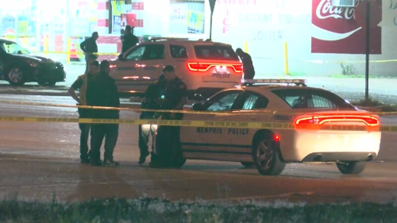 5 killed after violent weekend in Memphis