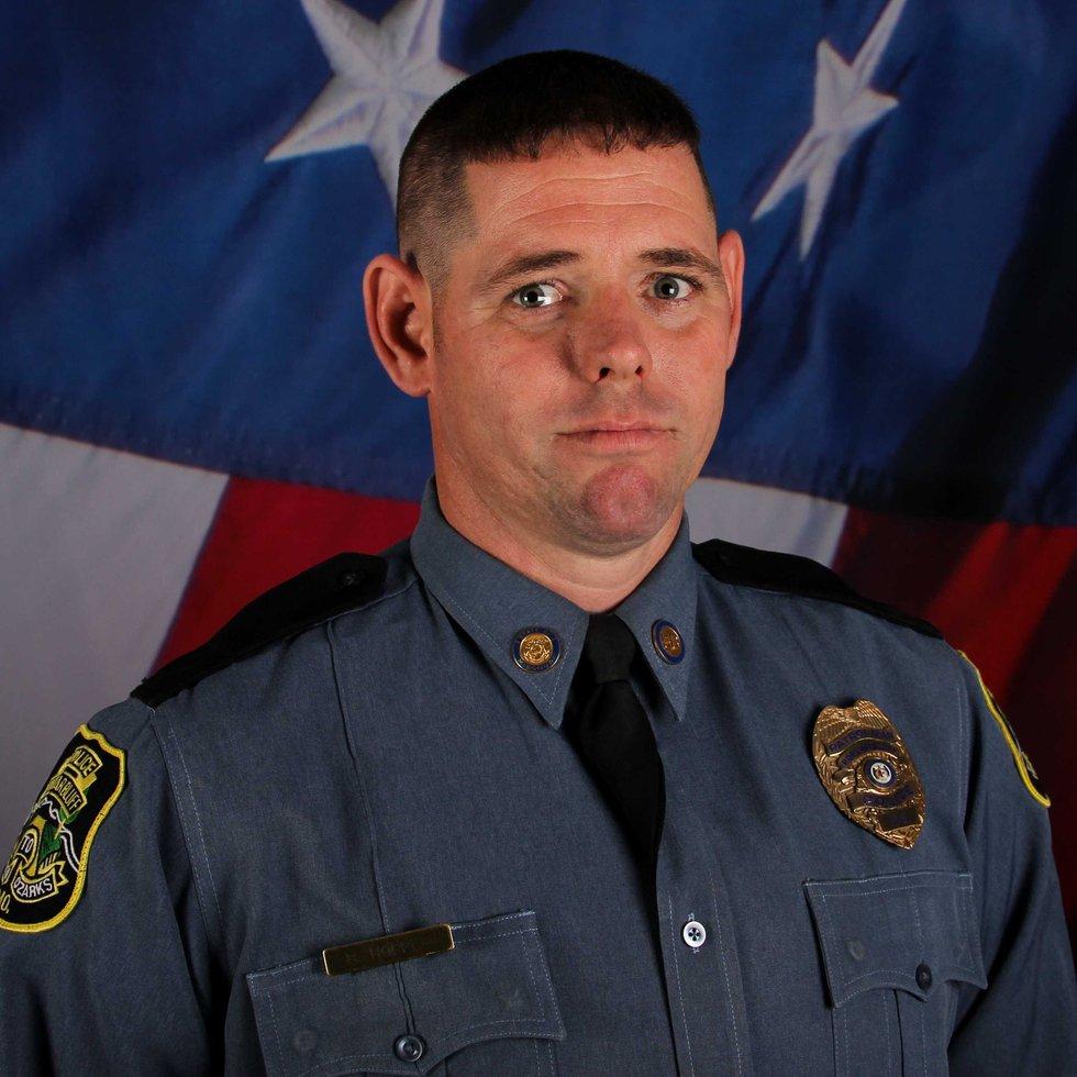 Brandon Hopper, former Poplar Bluff police officer