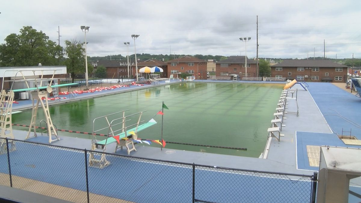 The opening of the Cape Girardeau Central Municipal Pool has been delayed a little longer.