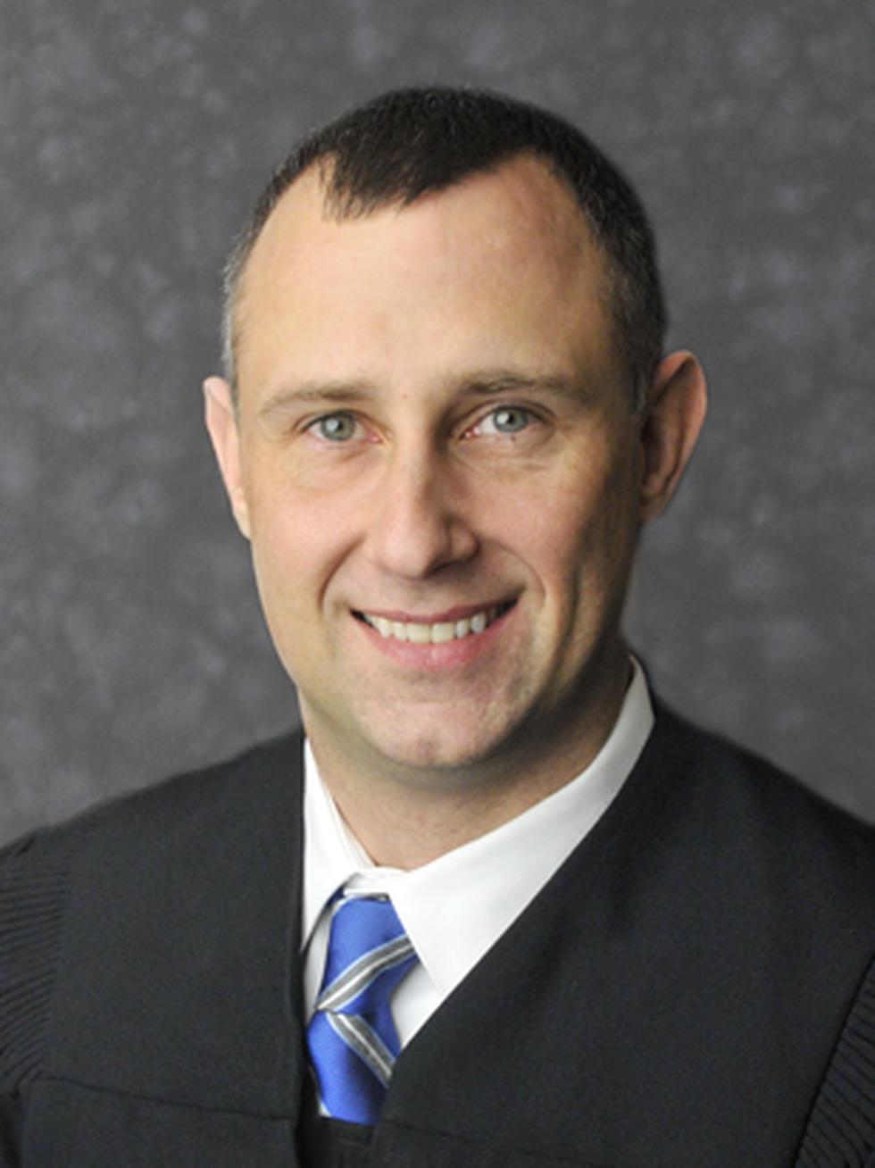 Bradley Jacobs (Source: Indiana Supreme Court)