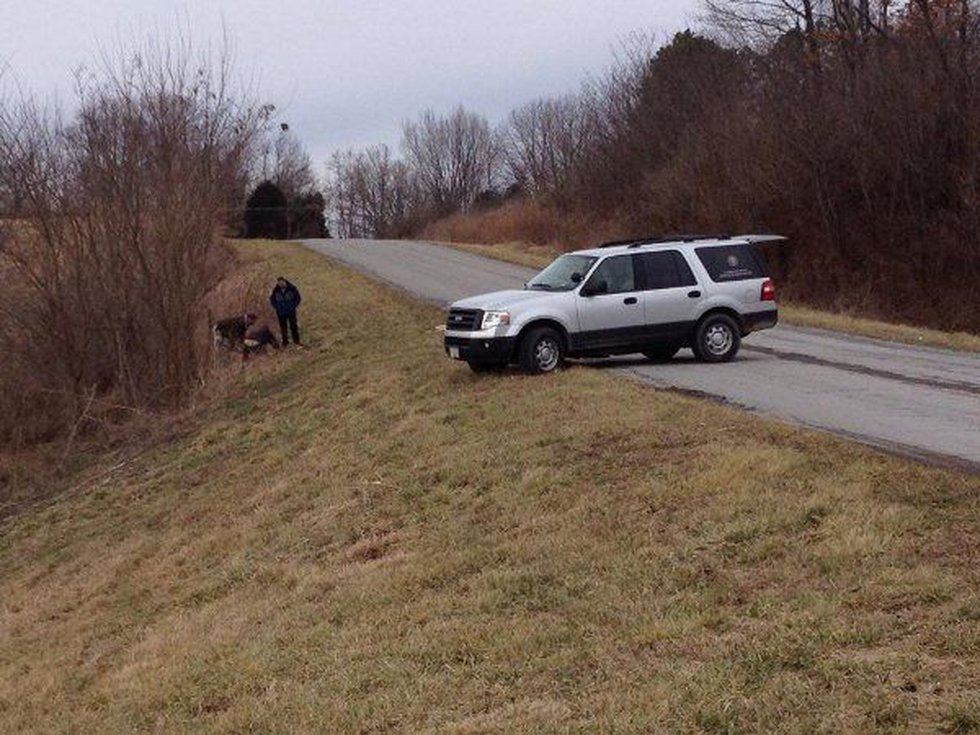The body of Marsha Ann Brown was found along Hwy. 51 in Jackson County on Jan. 14.