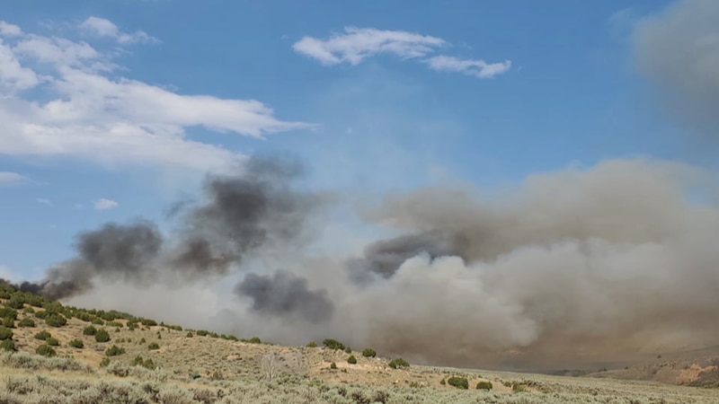 The Missouri Department of Conservation sent staff to Wyoming to help monitor the wildfire.