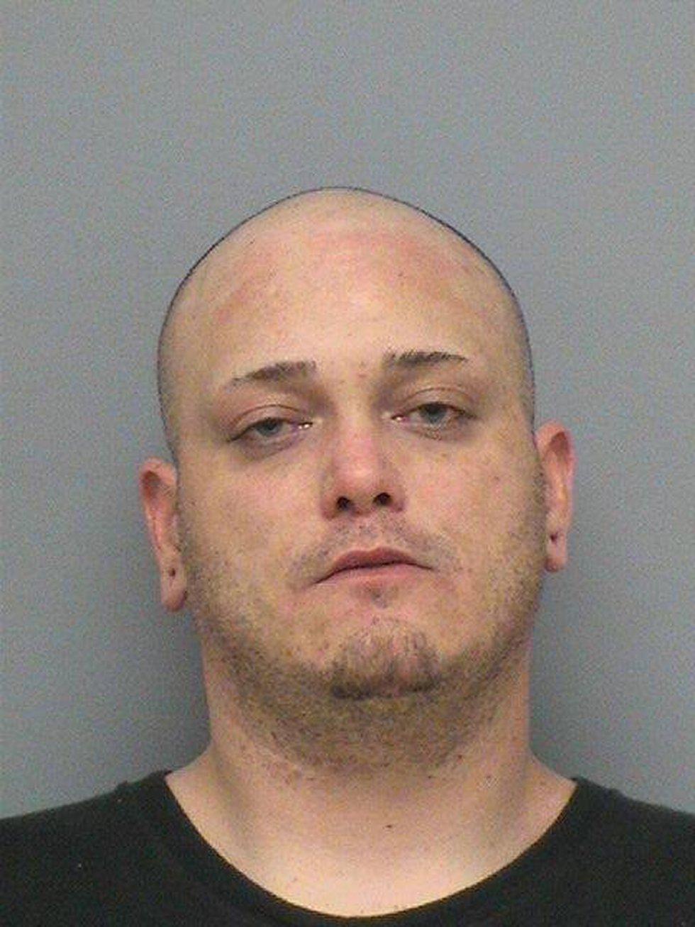 Chad Davis (Source: Mt. Vernon Police Department)