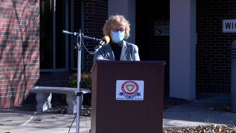 RAW VIDEO: Cape Girardeau Co. Public Health Center COVID-19 briefing 11/13