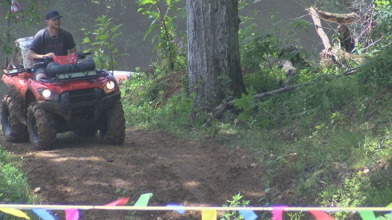 Police is doubling down this weekend, near Brick Off Road Park in efforts to keep congestion at...