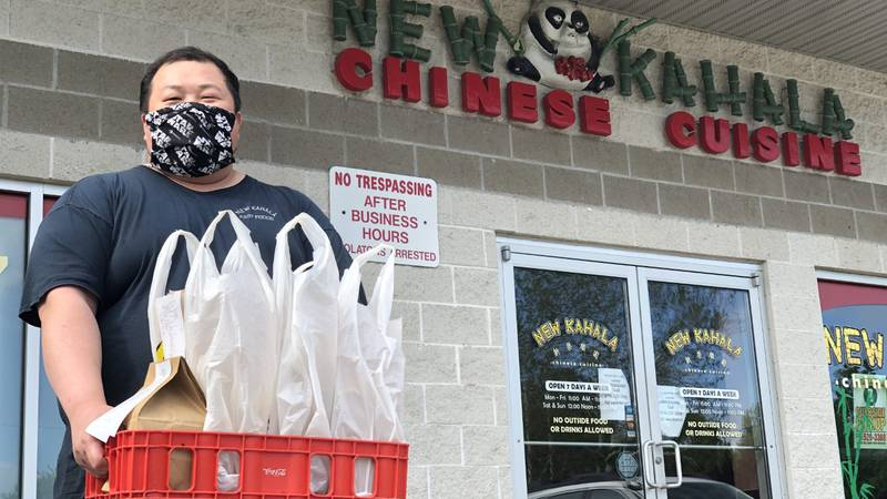 Restaurants pivot during pandemic
