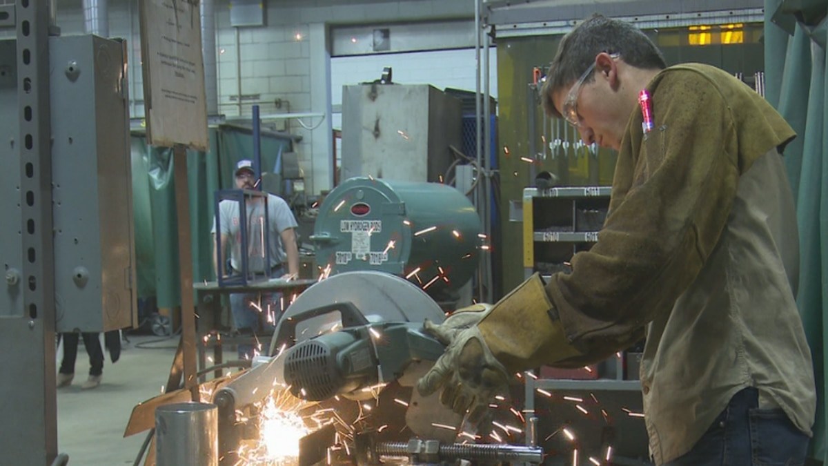 The Pritzker administration says the Chicago Magnesium Casting Company had the state's 40th new...
