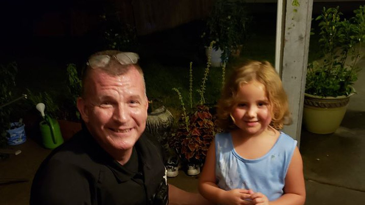 The McCracken County Sheriff's office was very grateful, and thanked the you lady.