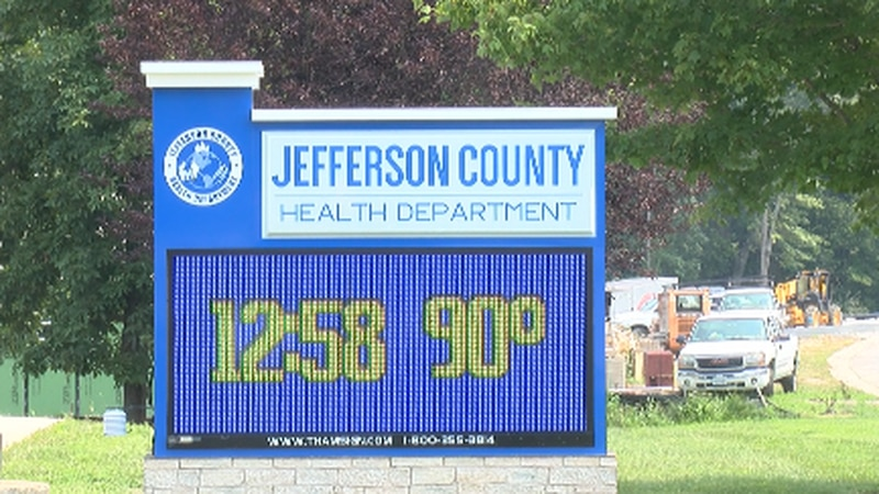 Jefferson County COVID-19 numbers are rising and citizens are encouraged to wear masks indoors.