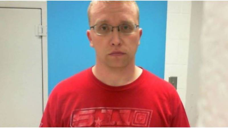 Brandon Cook was arrested in May 2018, accused of having sexual contact with a 16-year-old boy...