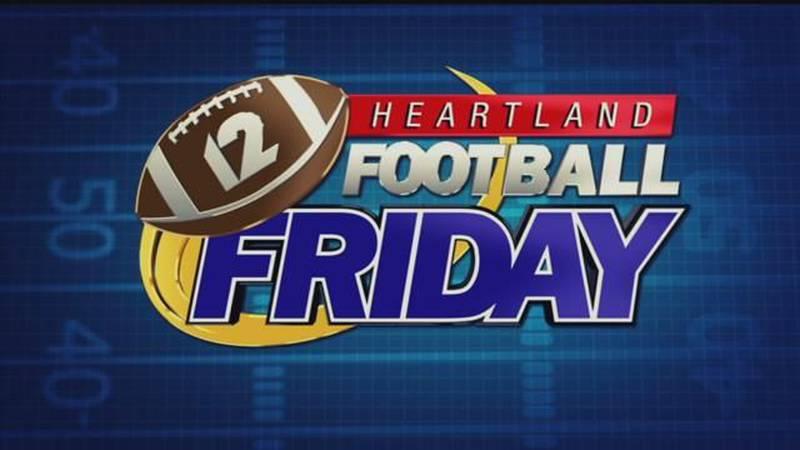 Heartland Football Friday on October 29.