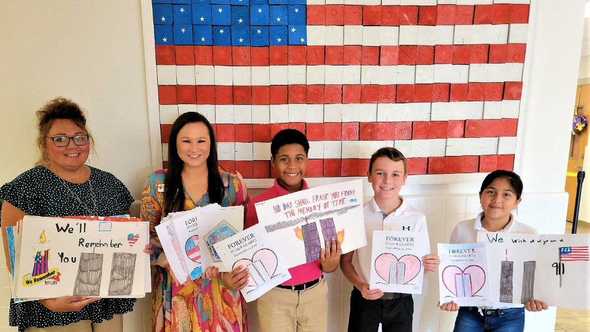 On Saturday, September 11, students from Union City Middle School will have their art work...