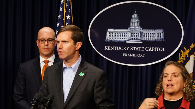 Governor Andy Beshear held his last regular COVID-19 briefing on Friday, June 11.