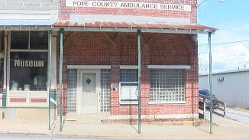 The Pope County volunteer ambulance service is scheduled to close its doors on Sunday, October...