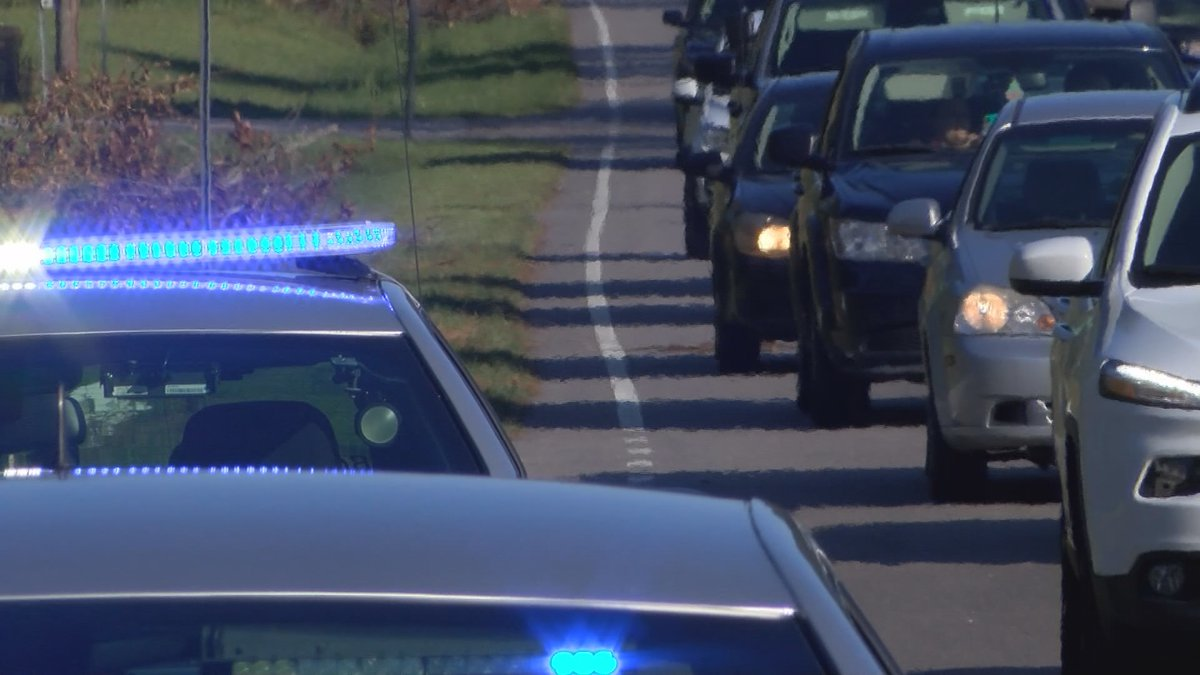 National Move Over Day is scheduled for every third Saturday during the month of October.