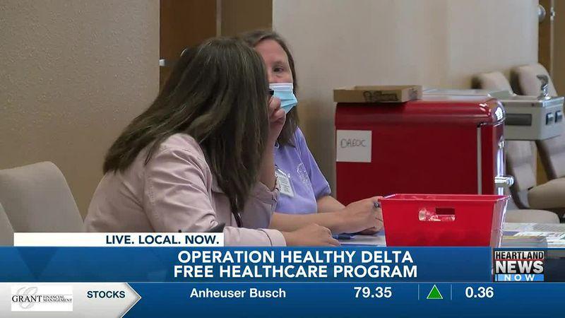 Operation Healthy Delta
