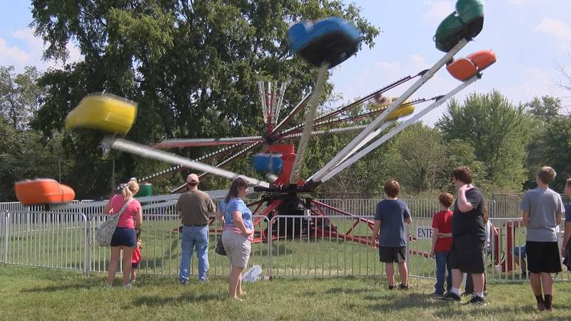 Founded in 1937, the East Perry Community Fair has been held in the same location every year...