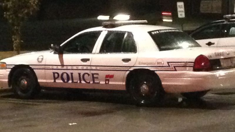 Carbondale Police are working to track down a man who shot into a group of people late Friday...