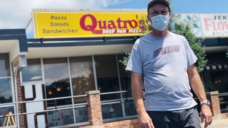 Quatros closed its doors due to employee COVID case