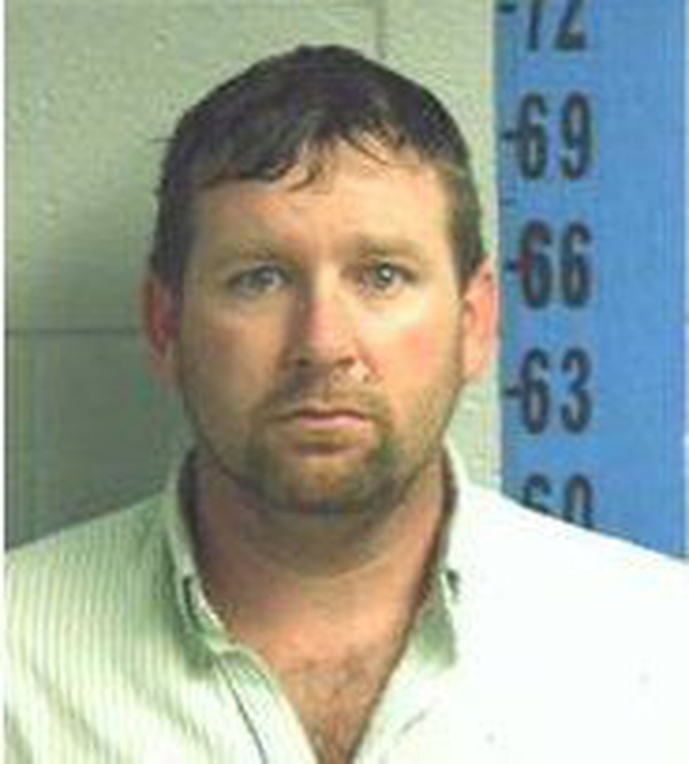 Edwin Russell III (Source: Graves County Jail)