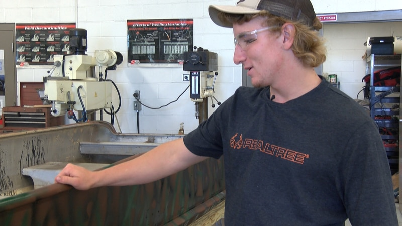 FFA teaches the skills students can use for a lifetime, outside of school.