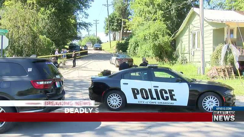 Deadly shooting in Cape