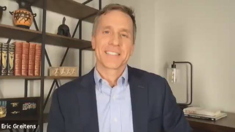 Eric Greitens said he will absolutely support his party's nominee for the Senate seat vacated...