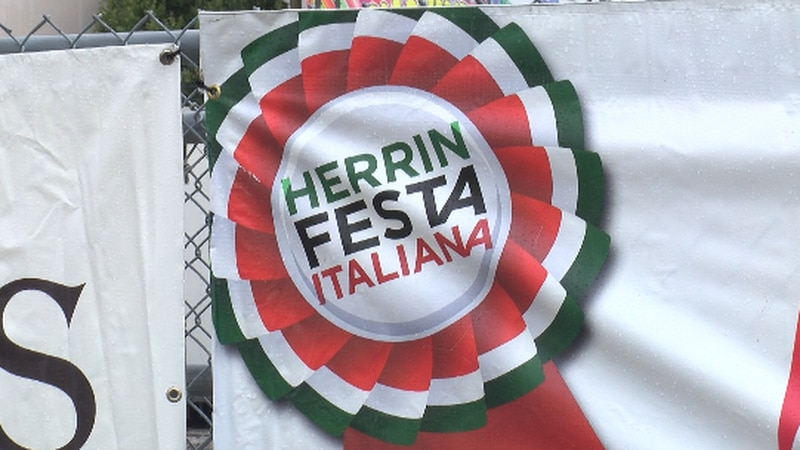 Herrin Festa Italiana returns this weekend.