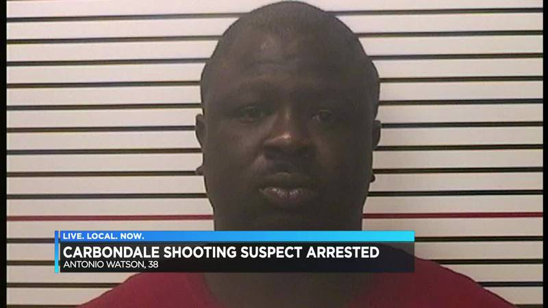 Carbondale shooting suspect arrested in Indiana