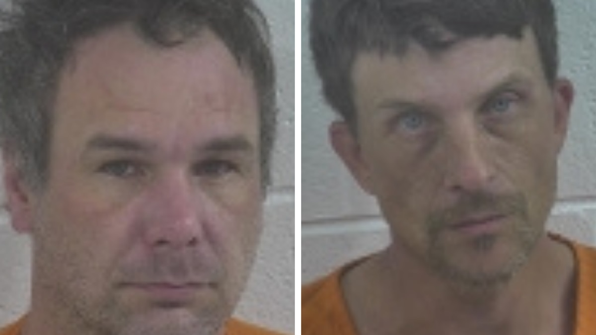 Deputies arrested two fugitives in Calloway County this week.