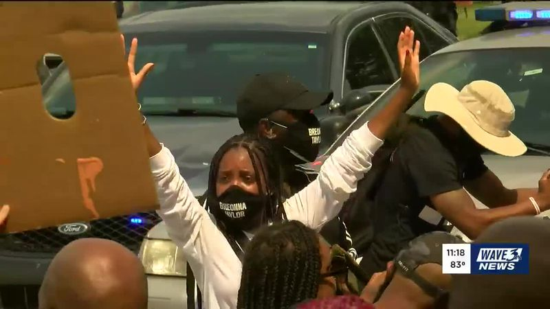 At least 68 people were arrested and charged in connection to demonstrations spearheaded by...