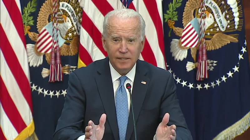 President Joe Biden is pushing well-off nations to do more to get the COVID-19 pandemic under...