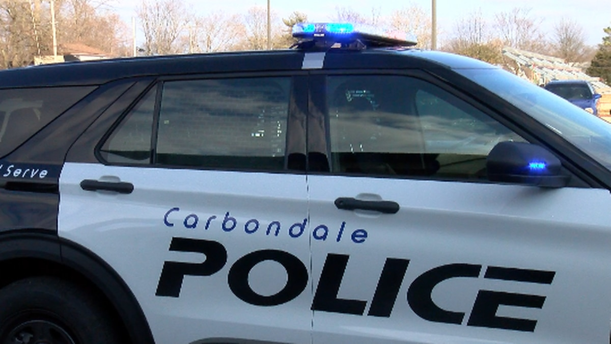 Carbondale Police Department Introduces new cruiser. The new Vehicle is a Ford 2021 Hybrid...