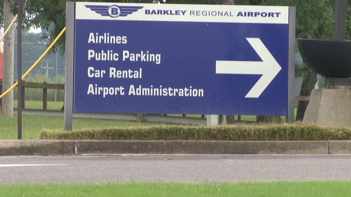 Barkley Regional Airport is warning people of fake job listings for an airport attendant...