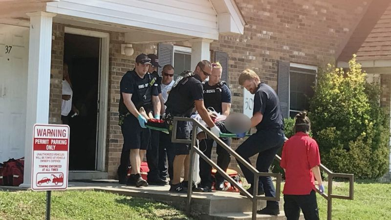 One person was shot at a Cape Girardeau apartment complex on Friday, June 18.