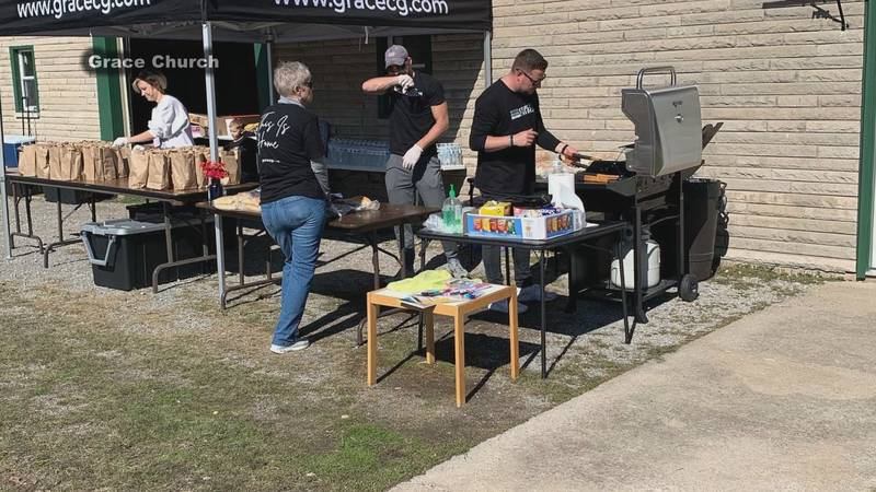A new Cape Girardeau church will be giving out a Thanksgiving meal via drive-thru.
