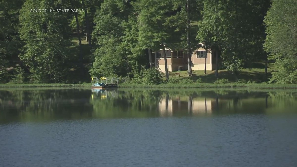 Beach access at Pennyrile Forest State Resort Park in Dawson Springs, Kentucky will be limited...