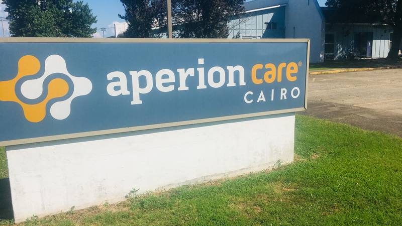 Workers at Aperion Care Cairo were informed about their closing.