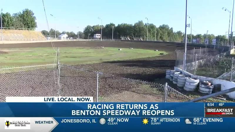 Speedway to reopen in Benton, Mo.