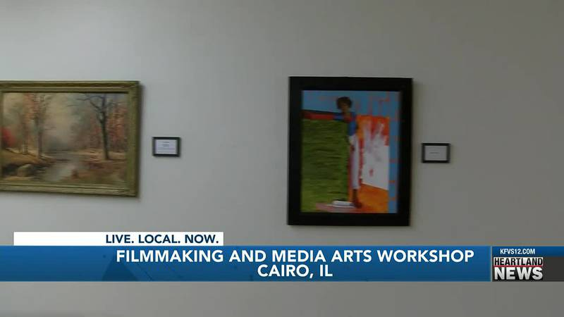 Man helps bring culture and art to Cairo
