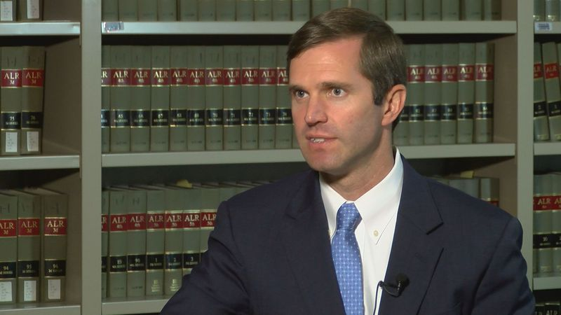 Attorney General Andy Beshear (Source: WAVE 3 News)